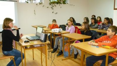 Работа с деца и ученици 7